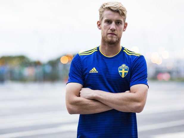 Sweden Away World Cup 18