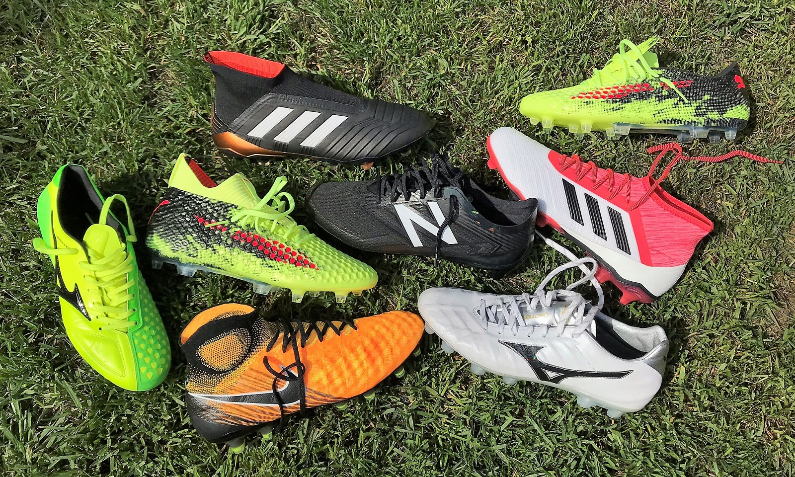 217871f01fe Best Wide Fitting Soccer Boots Of 2018
