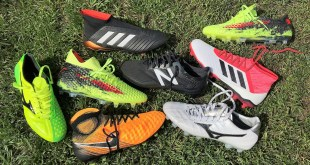 Wide Fitting Soccer Shoes 2018