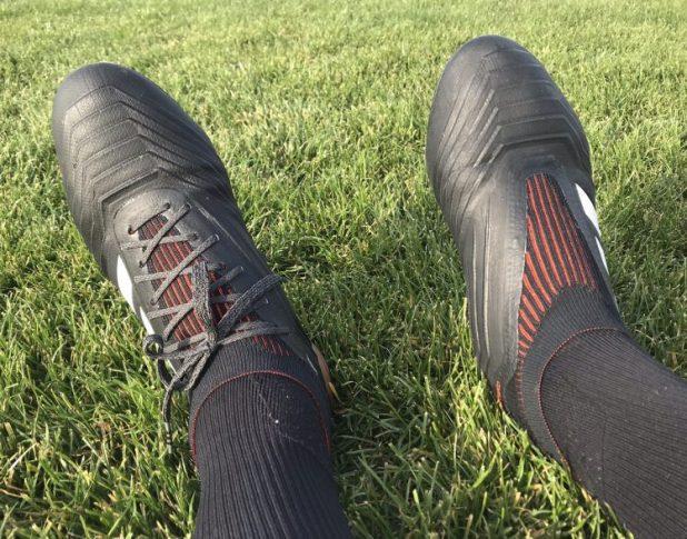 adidas Predator 18 On Foot