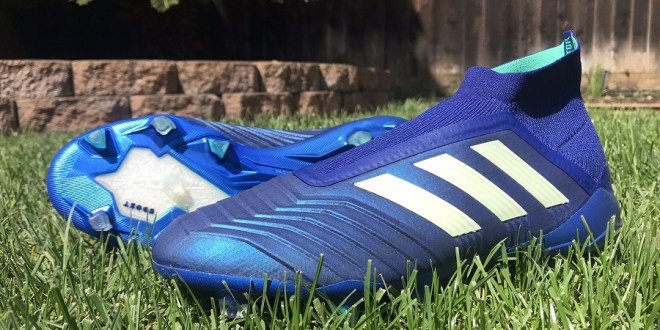 "Up Close – adidas Predator 18+ ""Deadly Strike"""