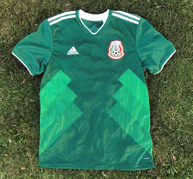 adidas Mexico Jersey 2018