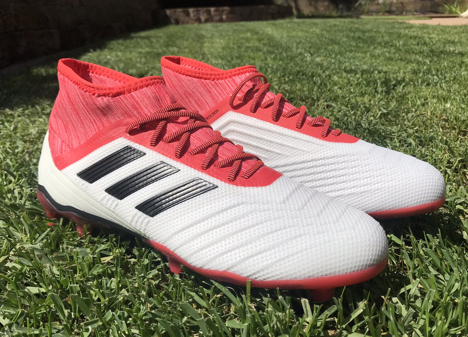 Adidas PREDATOR 18+ Test and Review