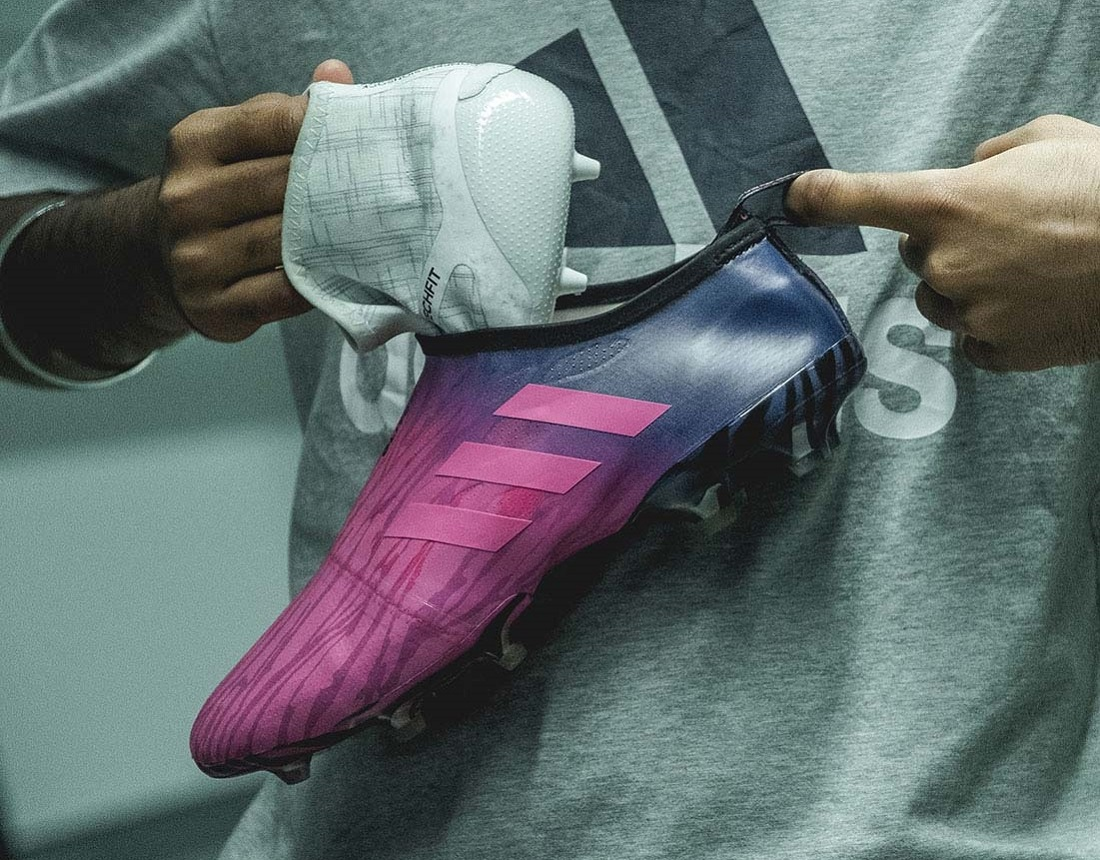 fa7a0667197 adidas GLITCH18 - Available In The US