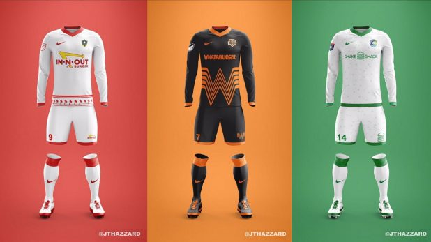 JTHazzard Concept Jerseys