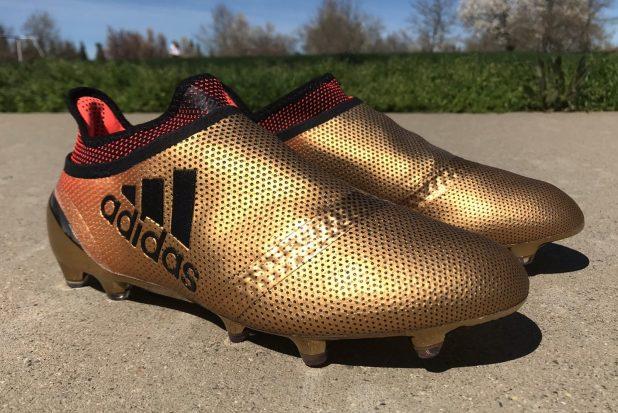 adidas X17+ Purespeed Gold