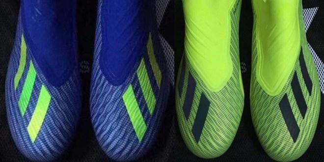 adidas X18+ Speed