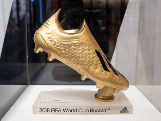 2018 Golden Boot Trophy