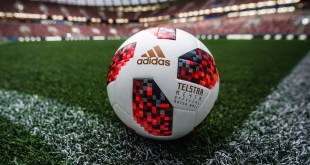 Telstar Mechta World Cup Ball
