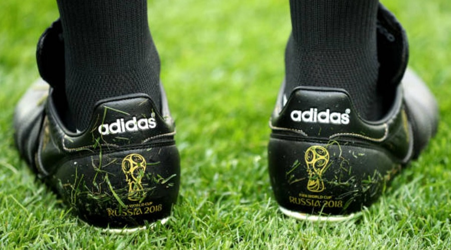 What Boot Are Referees Wearing At World