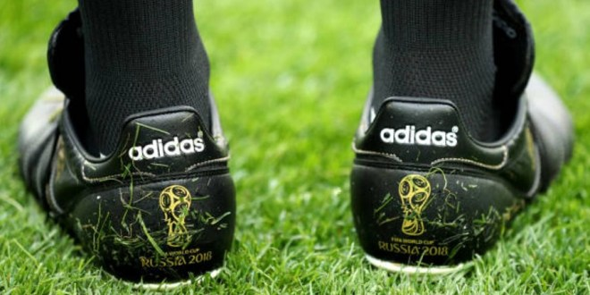 World Cup 2018 Referee Boots
