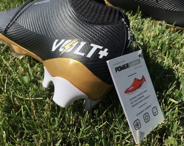 Concave Volt+ Knit Heel