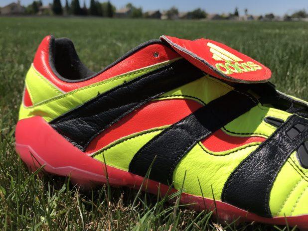 adidas Predator Accelerator Remake Heel