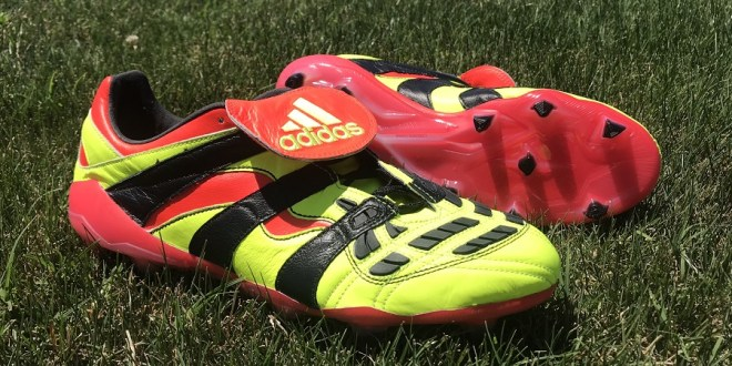 "Up Close – adidas Predator Accelerator ""Electricity"" Remake"