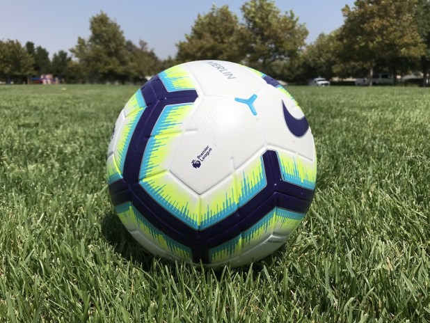 Nike Merlin Match Ball Review