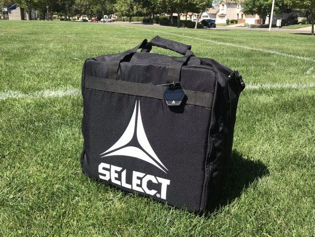 SELECT soccer ball carrier