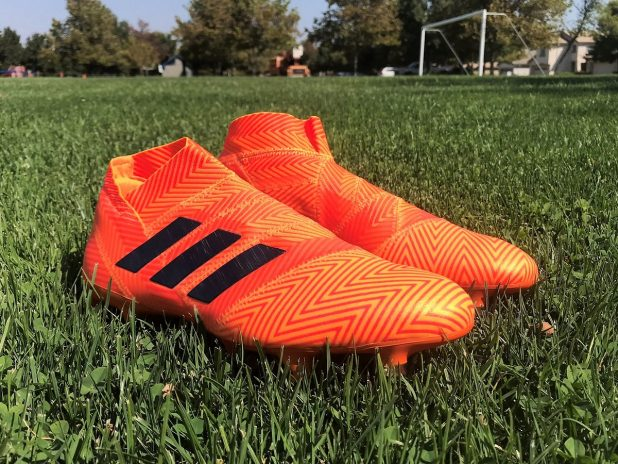 adidas Nemeziz18+ Boot Review
