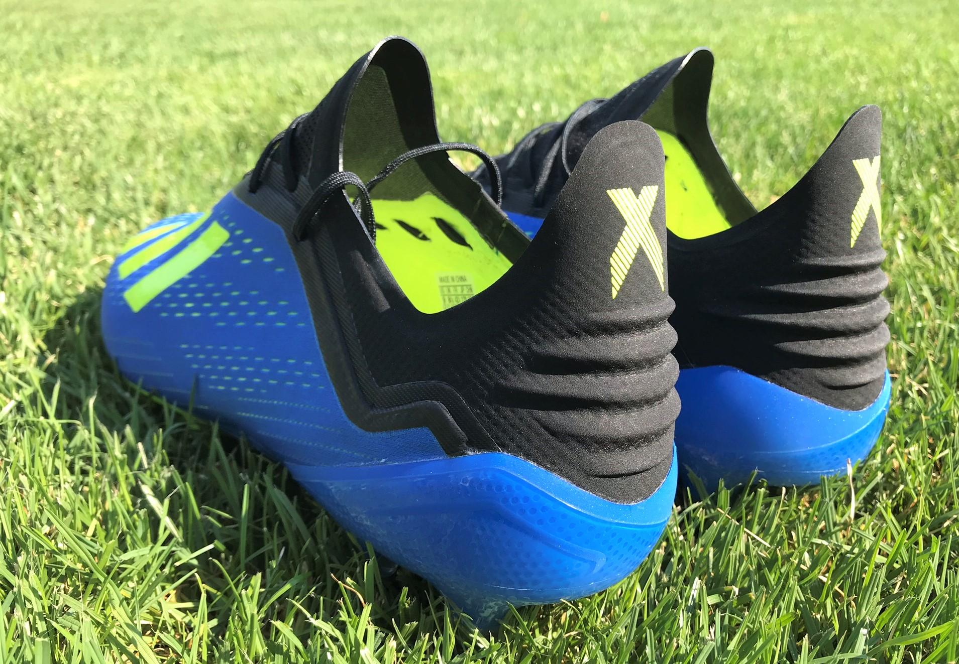 newest 30a84 99d80 Sale adidas-X18.1-Speed-Heel