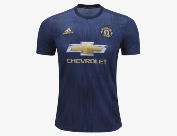 Man Utd Third Kit
