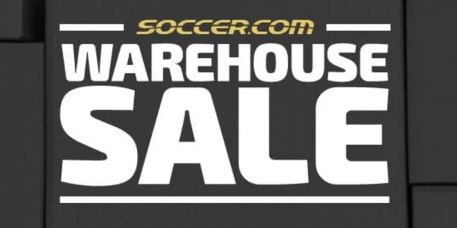 Huge Fall Warehouse Sale Kicks Off!