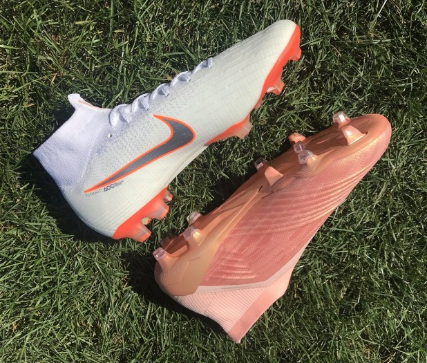 Nike Superfly Compared to adidas Predator