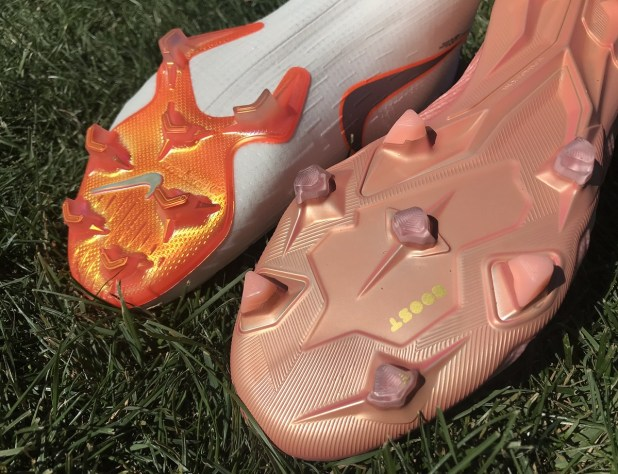 Superfly and Predator Soleplate Up Close