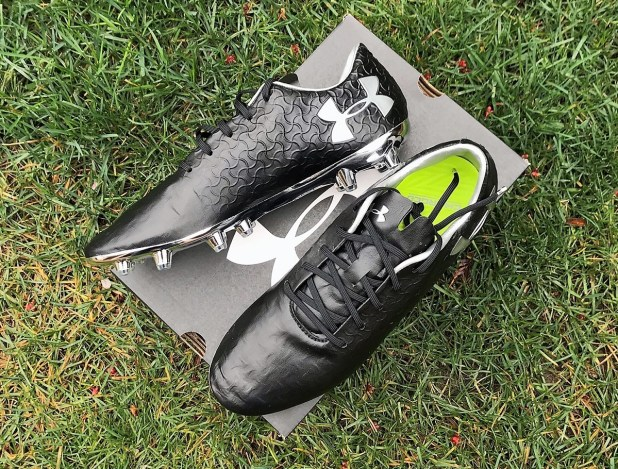 Under Armour Magnetico Pro Black Silver