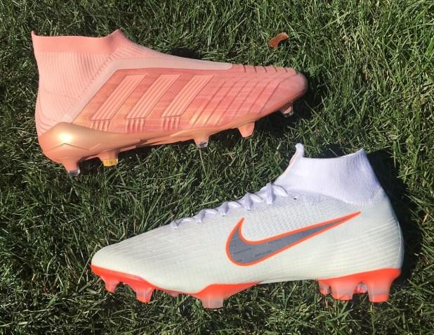 adidas Predator vs Nike Superfly