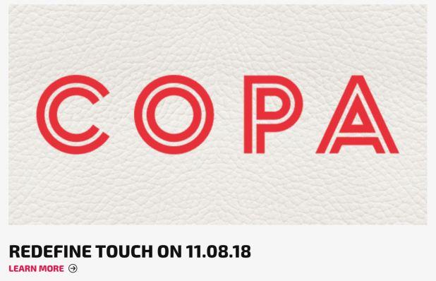 Copa Redefine Touch