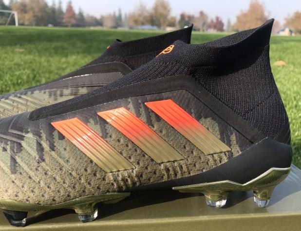 adidas Predator 18+ Pogba Upper Design
