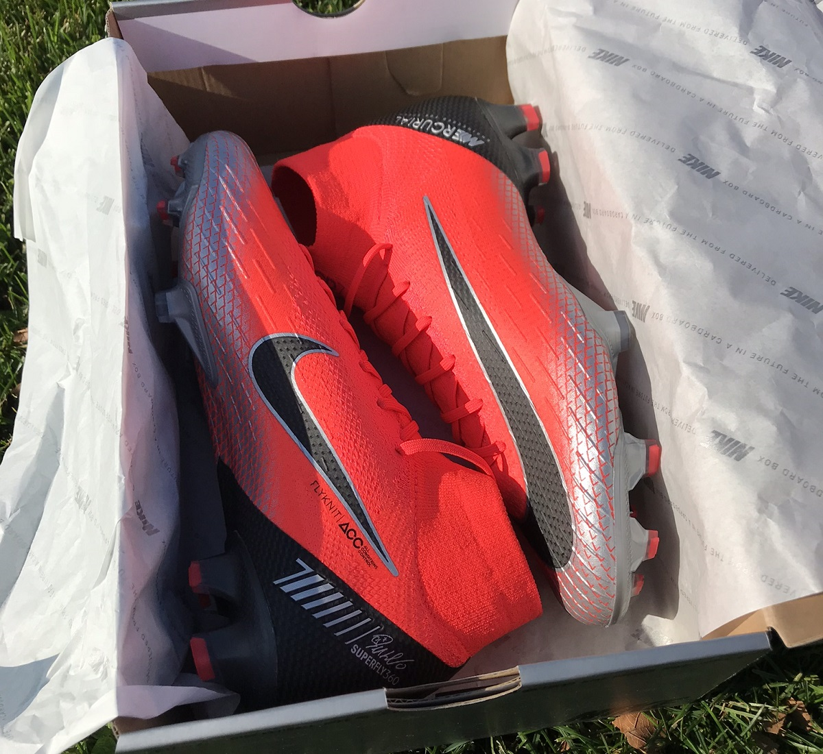 separation shoes 6698a 7cf47 Unboxing Nike Mercurial Superfly CR7 Chapter 7