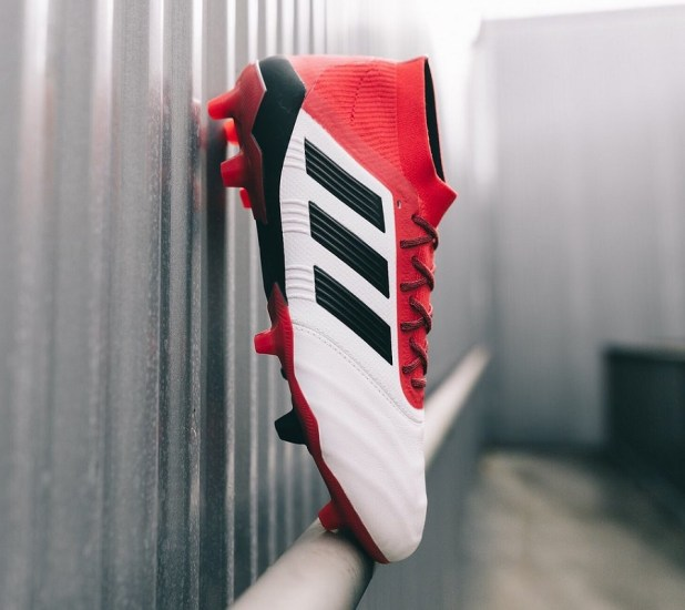 adidas Predator 18 leather Cold Blooded