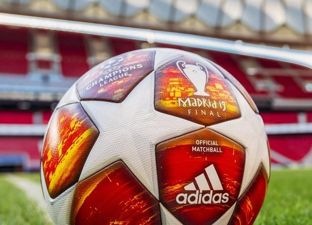 Madrid Finale19 Soccer Ball