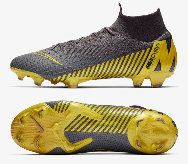 Nike Mercurial Superfly Game Over