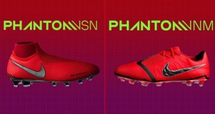 Nike Phantom VSN vs VNM
