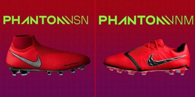 Nike Phantom VSN vs VNM