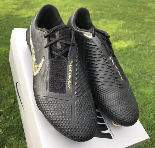 Nike PhantomVSN Black Lux