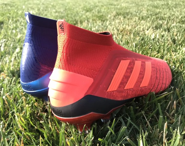 adidas Predator Heel Design