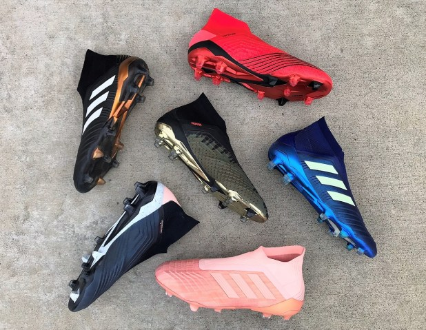 adidas Predator Laceless Collection