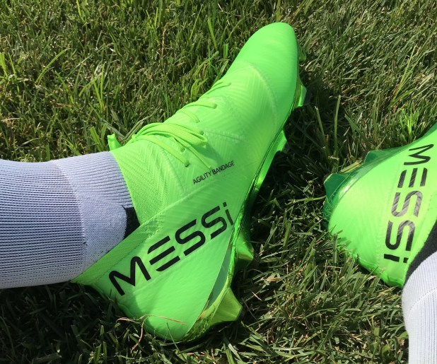 Messi Nemeziz 18.1 Solar Green