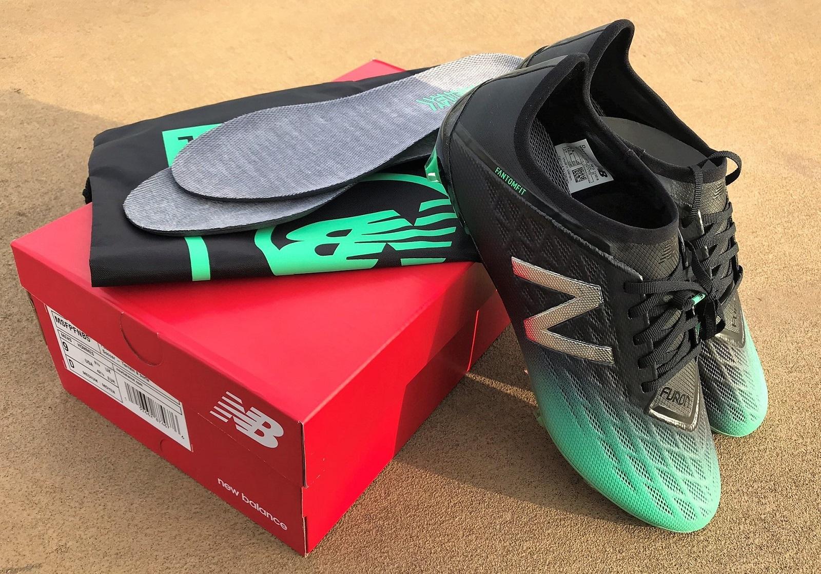 Up Close New Balance Furon v5 Pro | Soccer Cleats 101