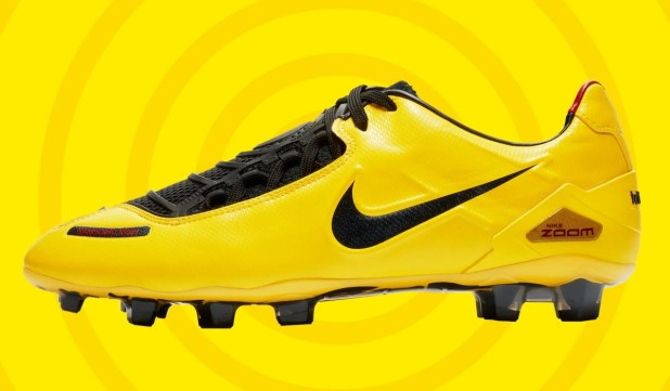 Nike T90 Laser Remake Up Close
