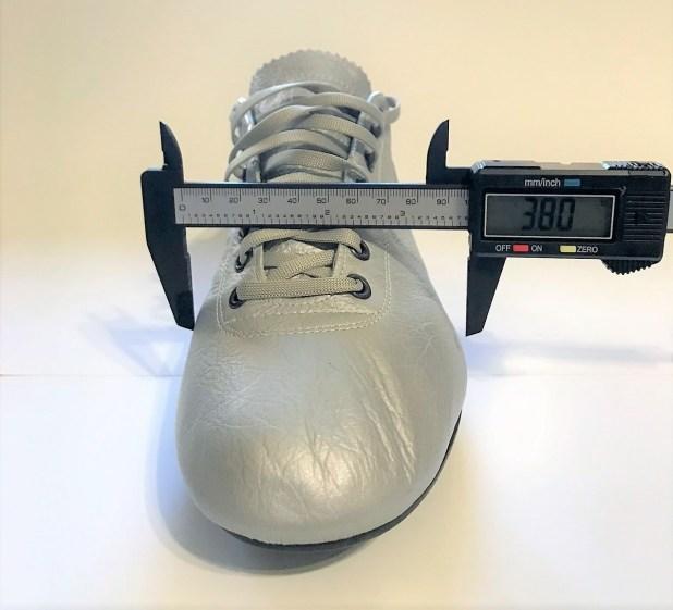 Pantofola Lazzarini Wide Fit