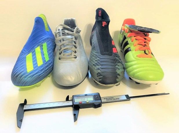 Wide Soccer Cleat Options