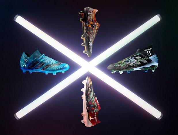 adidas EA Antem Customized Boots