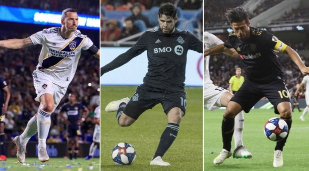 MLS Top Players