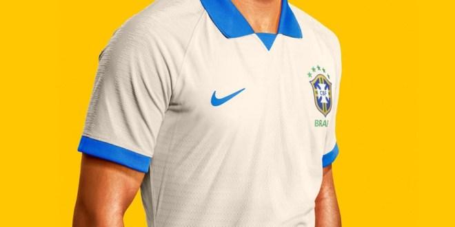 Nike Brasil Copa America Anniversary Kit