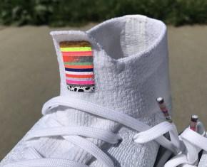 Nike Mercurial LVL UP Collar Design
