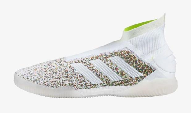 adidas Predator 19+ Oddity Pack White