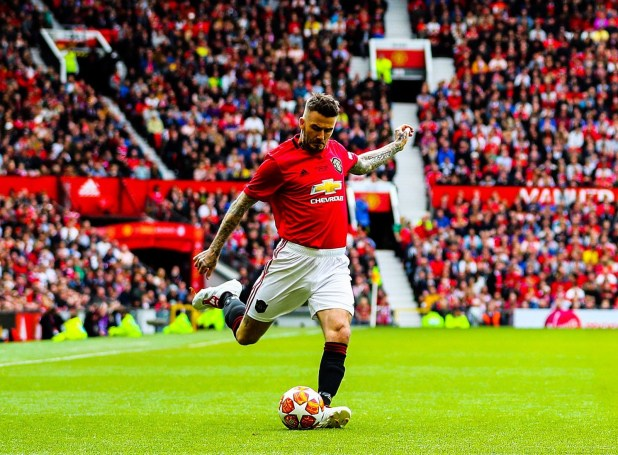 Beckham Old Trafford Return